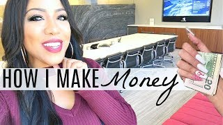 HOW I MAKE MONEY | How I Became A Mortgage Loan Officer + Real Estate Industry Tips!