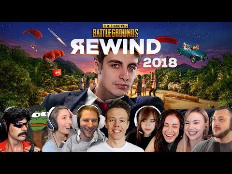 PUBG Rewind 2018 but it's actually good