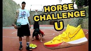 Horse Challenge u SUNDJER BOB PATIKE! w/Vajo