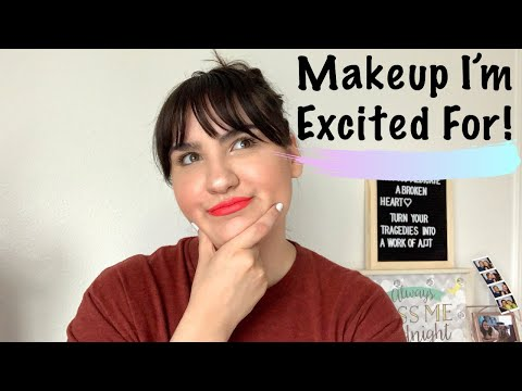 New Makeup Releases I'm Excited For! - 동영상