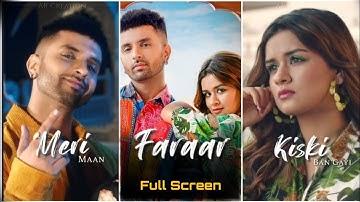Faraar Song Fullscreen Status   Faraar Song Status   Akull Faraar Song   Avneet Kaur Whatsapp Status