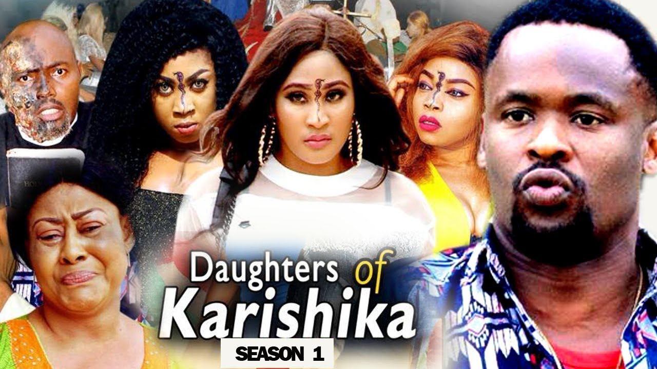 Download Daughters Of Karishika Season 1 - (New Movie) 2019 Latest Nigerian Nollywood Movie Full HD