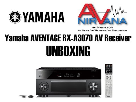 Yamaha AVENTAGE RX-A3070