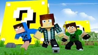 Minecraft: LUCKY BLOCK GIGANTE !! (Corrida de Lucky Block #02)