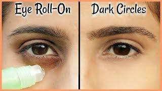 Eye Roll-On to Get Rid of Dark Circles/Wrinkles/Puffy Eyes   Anaysa