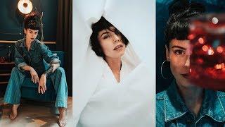 ADVANCED SELFIE CHALLENGE: Tiny Room Self Portraits (7 Easy Selfie Ideas)
