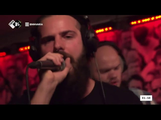 Frontstreet - Bad Habit (Live at 3FM)