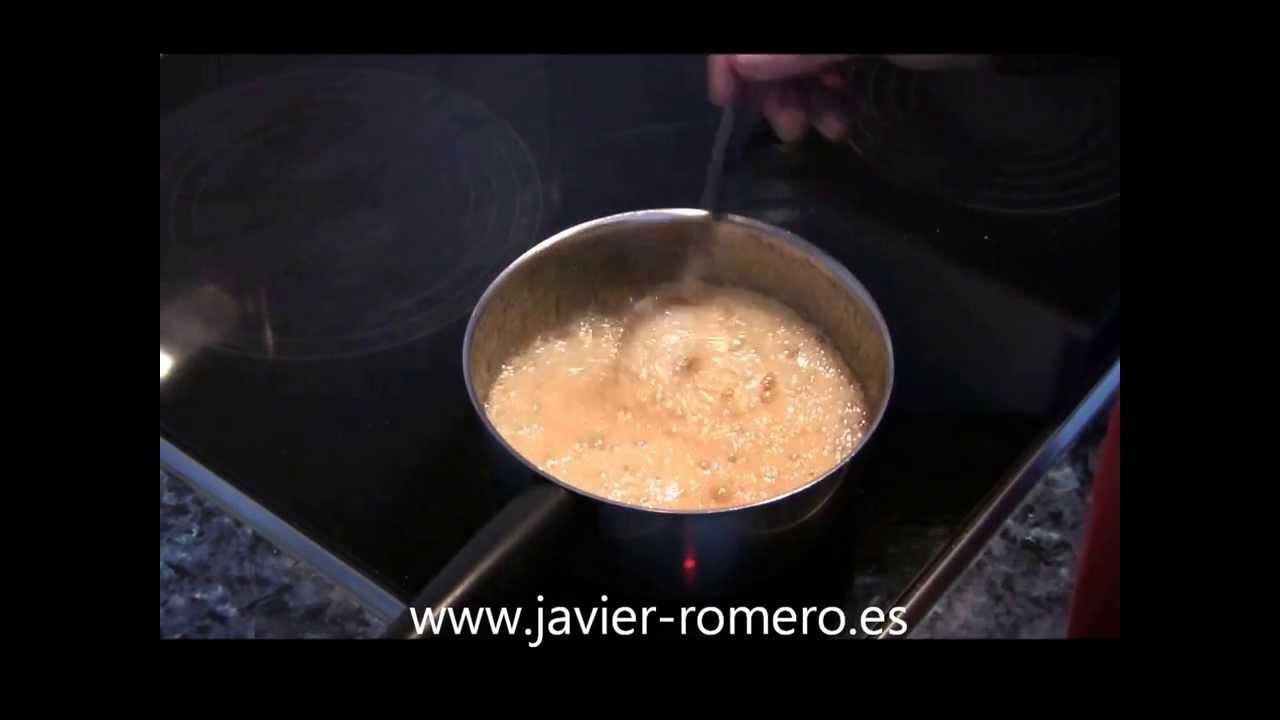Download Como hacer caramelo casero   Javier Romero