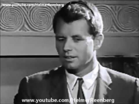 August 26, 1963 - Interview with US Attorney General Robert F. Kennedy about the Negro Revolution