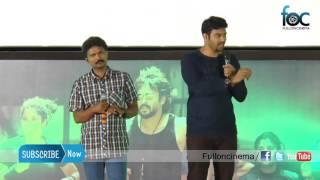 Lyricist Vivek at Irudhi Suttru Audio Launch