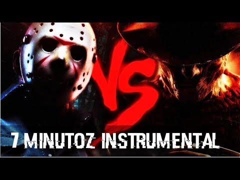 Instrumental  - Freedy Krueger VS. Jason Voorhees   Duelo de Titãs (7 Minutoz)