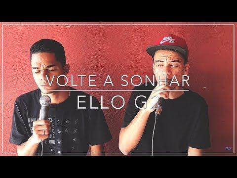Volte a Sonhar - Elaine Martins (Cover Ello G2)