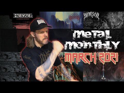 Best New Metal Releases March 2021: Demiser, Sepulcros, Malist, Celestial Sanctuary, Herzel