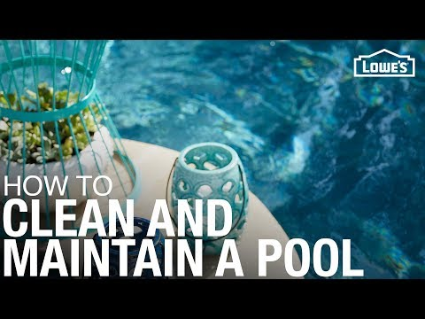 How to Clean and Maintain Your Pool | Pool Care (2 of 3)