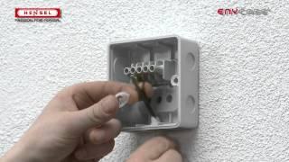 DK-Kabelrückhaltesystem / DK-Cable retention