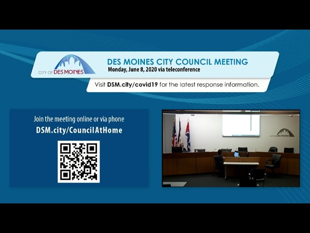 6 8 20 City Council Youtube