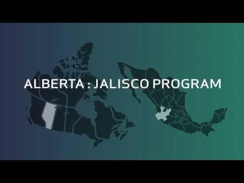 Alberta - Jalisco Innovation and Commercialization Program