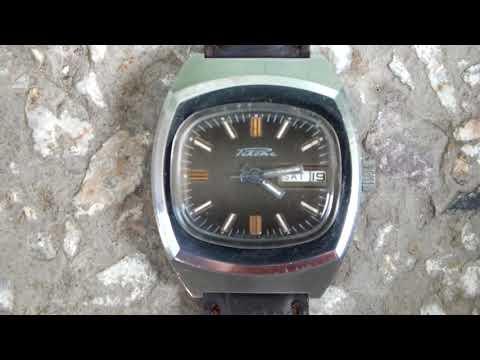 Vintage RAKETA Television TV (РАКЕТА) 17 Jewels Unique Limited Edition USSR Mechanical Watch.