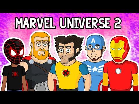 MARVEL Universe BIGGEST