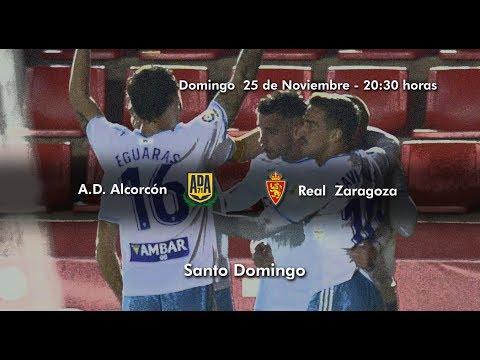 Previa Alcorcón - Real Zaragoza I 25/11/2018