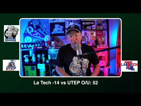 La Tech vs UTEP Free College Football Picks and Predictions CFB Tips Saturday 10/10/20
