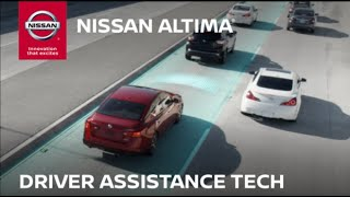homepage tile video photo for 2019 Nissan Altima ProPILOT Assist Technology Overview