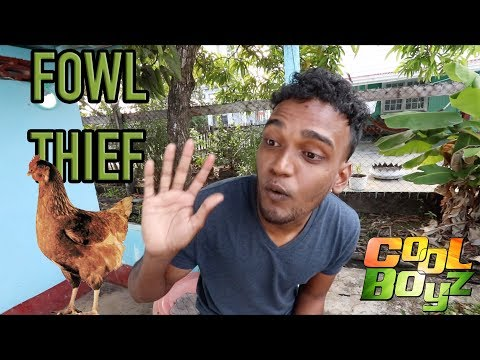 Fowl Thief - CoolBoyzTV (Guyanese JOKES) (Caribbean Comedy)