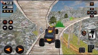 Off Road Jeep Parking Simulator - Car Driving Games - Android gameplay FHD #3