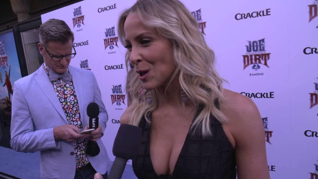 Download Joe Dirt 2: Beatiful Loser: Brittany Daniel Movie Premiere Interview | ScreenSlam