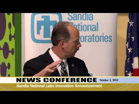 Mayor Richard J. Berry, City of Albuquerque  News Conference  10-3-14