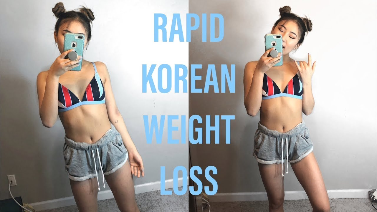 HOW I RAPIDLY LOST WEIGHT | Korean Diet Clinic Experience