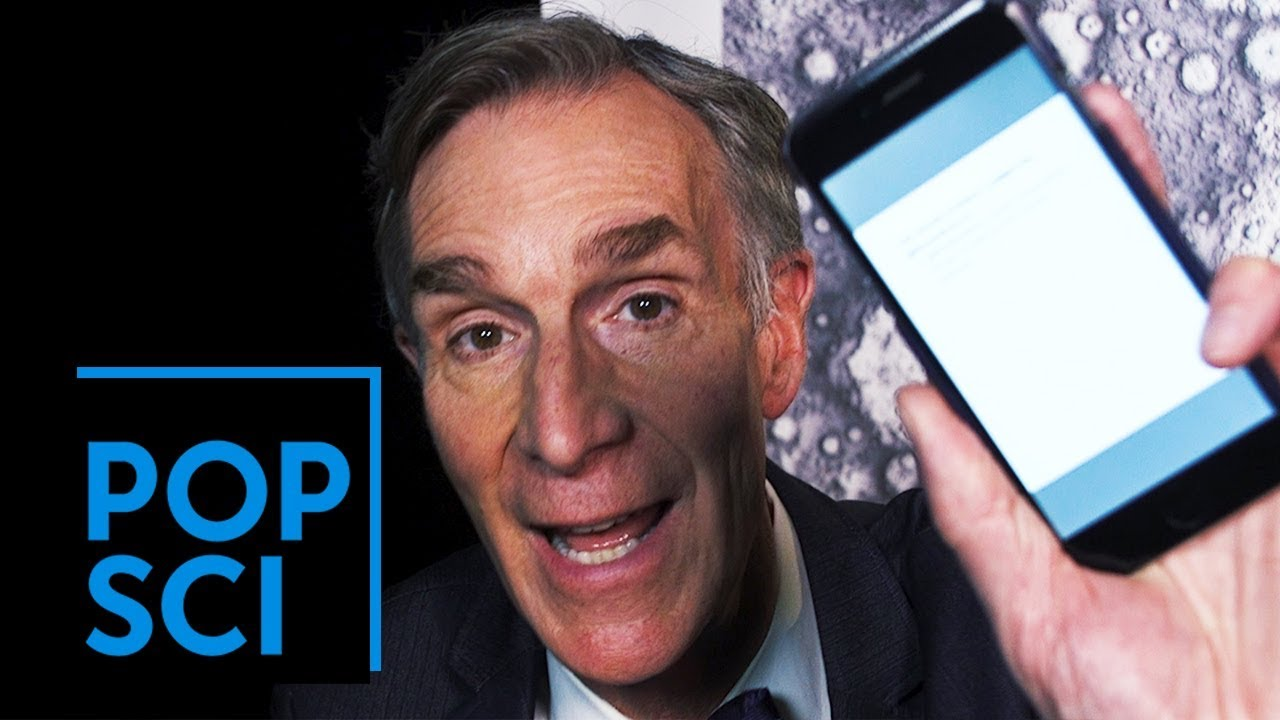 Download Bill Nye Responds to Anti-Science Tweets