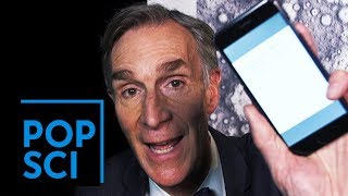 Bill Nye Responds to Anti-Science Tweets