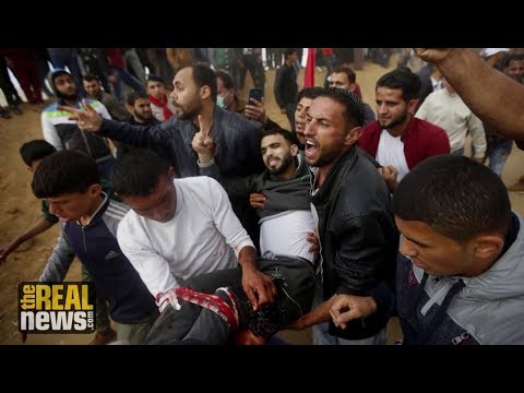 "Israeli Shootings of Palestinians in Gaza ""A Violation of International Law"""