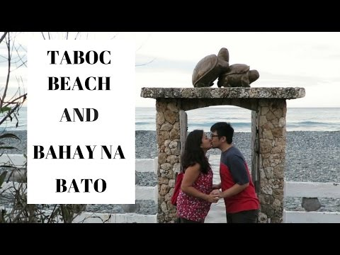 San Juan, La Union Taboc Beach = New Surfing Spot | Bahay na Bato = New Local Attraction