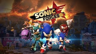 sonic Forces Команда Соника спешит на Помощь! Спасаем Побеждённого Соника Видео обзор Let's Play