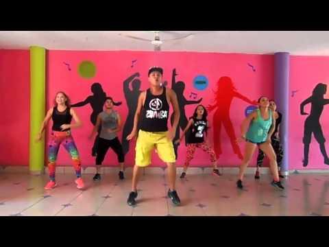 Zumba Fitness* SOPA DE CARACOL* Mario Lopez Zumba ZIN. Culiacan Sin.