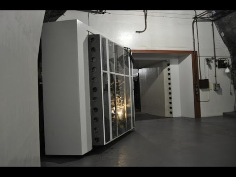 The Cheyenne Mountain Nuclear Bunker