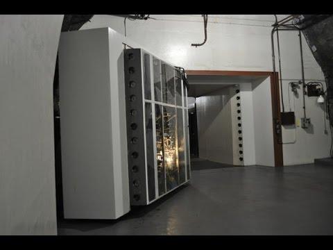 The Cheyenne Mountain Nuclear Bunker - YouTube