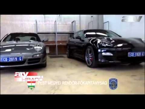 Luxusautókra szakosodott bűnszervezetet számolt fel a rendőrség