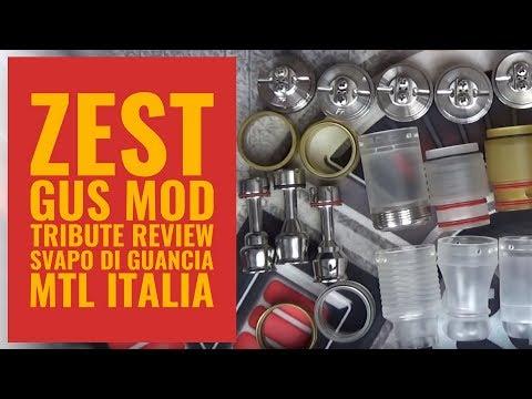 ZEST - GUS MOD - TRIBUTE REVIEW