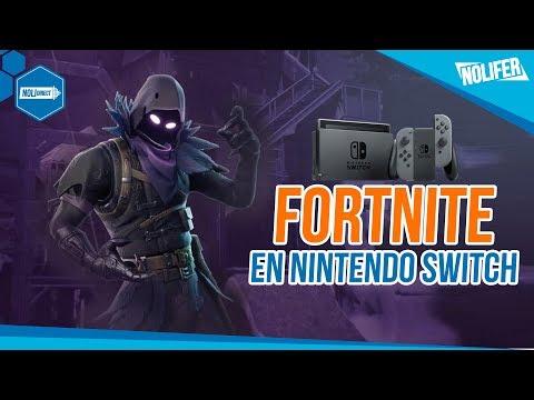 Fortnite Nintendo Switch ¡LO PROBAMOS! ¿Jugamos juntos? thumbnail