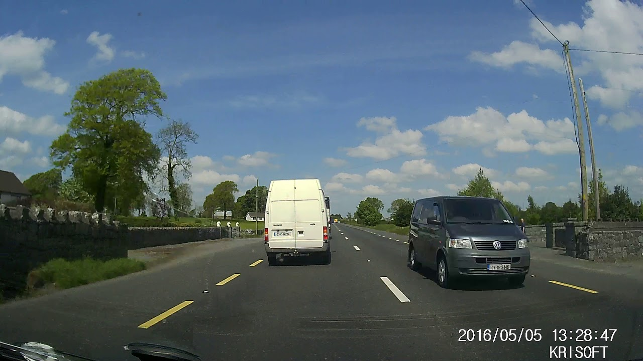 Route to Galway from Limerick – timelapse