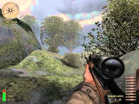 PC Longplay [247] Medal of Honor Allied Assault - Breakthrough