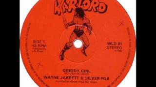 Wayne Jarrett Silver Fox Saturday Night Jamboree Got To Be Sure