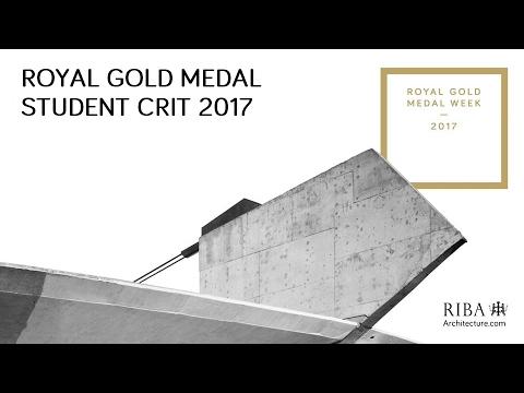 RIBA Royal Gold Medal 2017 Student Crit