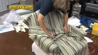 Re-upholster Your Own Chair Dvd - Preview