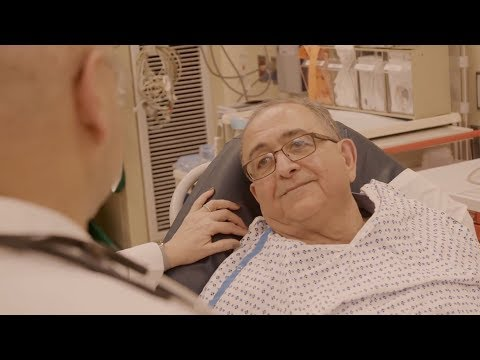 How The Yale  Emergency Department Saved Ron's Life