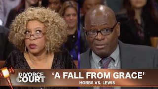 Vintage Divorce Court: A Fall From Grace