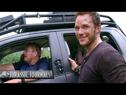 Jurassic World: Fallen Kingdom - Jurassic Journals #3 (HD)